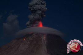 BNPB : Status Gunung Sinabung Awas