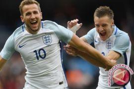 Inggris menang 2-1 atas Nigeria