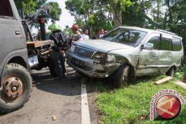 Polres Bangka Tengah Petakan Titik Rawan Kecelakaan