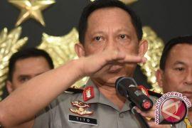 Kapolri pastikan pelaku teror Polres Indramayu anggota JAD