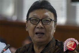 Mendagri Tjahjo Kumolo sedih KPK tangkap Cagub Sulawesi Tenggara