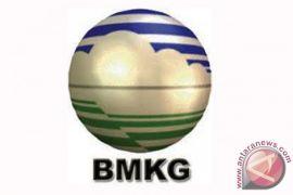 BMKG: cuaca Kepulauan Bangka Belitung cerah berawan