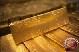 Emas turun lagi karena dolar AS terus menguat