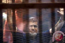 Pengadilan Kasasi Mesir Batalkan Hukuman Mati Moursi