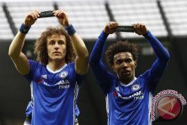Conte yakin Luiz akan bertahan di Chelsea pada Januari
