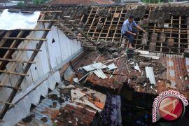 492 Rumah Rusak Akibat Puting Beliung di Lampung Timur