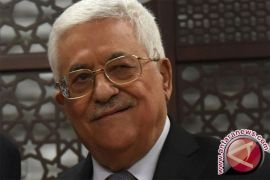 Presiden Palestina Mahmoud Abbas masuk rumah sakit lagi