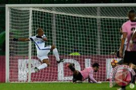 Diwarnai Dua Kartu Merah, Inter Tundukkan Palermo 1-0