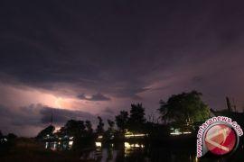 BMKG: cuaca di Kepulauan Babel berawan tebal