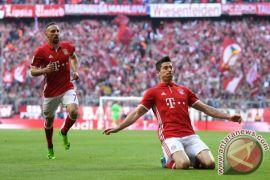 Bayern Munich hancurkan Besiktas 5-0
