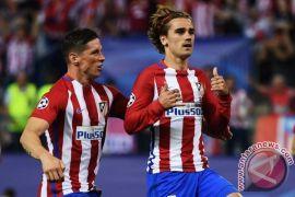 Atletico Madrid menang mudah atas Levante