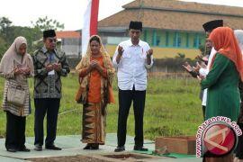 Resmikan Masjid Hasyim Asy'ari, Jokowi Ajak Rakyat Saling Hargai dan Hormati
