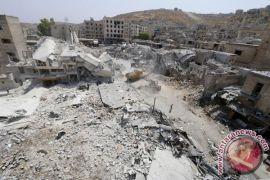 Perang Suriah semakin tak jelas
