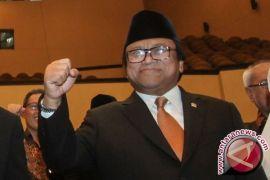 Partai Hanura berhentikan Oesman Sapta di Munaslub