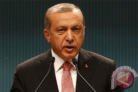 Erdogan klaim menangi pemilu presiden Turki