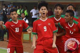 Suporter Indonesia cuti kerja demi Timnas U-16