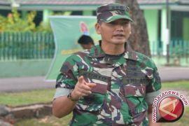 Selama Cuti Lebaran Nihil Pelanggaran Anggota Korem 044/Garuda Dempo