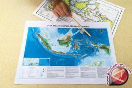 Pemerintah Mutakhirkan Peta NKRI