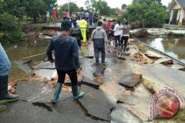 Belitung Timur Data Infrastruktur Rusak Karena Banjir