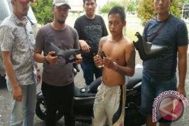Polres Belitung Timur Ringkus Pelaku Curanmor