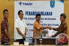 PT Timah dan Pemkab Belitung Sepakat Bangun Pelabuhan Marina