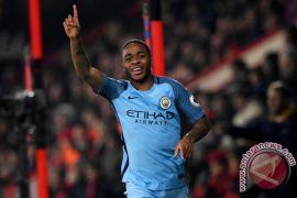 Sterling Bawa City Puncaki Grup F dan Lolos ke 16 Besar Liga Champions