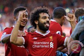 Mohamed Salah kembali bersinar saat Liverpool tundukkan Roma