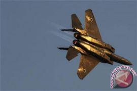 Jet Tempur Israel Bombardir Suriah