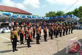 Polres Bangka Tengah seleksi calon anggota Polisi Cilik