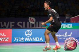 Piala Thomas: Indonesia kalahkan Thailand 4-1
