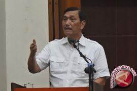 Menko Kemaritiman serahkan kisruh internal Garuda kepada Menteri BUMN