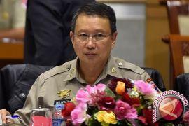 Kepala BNPB Temui Gubernur Bali Bahas Gunung Agung
