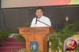 Laju pertumbuhan ekonomi Bangka Tengah 3,34 persen