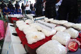 BNN amankan 30 kg sabu di Sumut