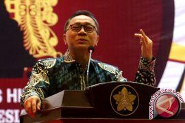Ketua MPR: hak KPK tidak boleh diintervensi