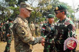 Tentara AS Belajar Penanggulangan Bencana ke TNI