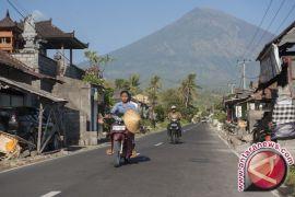 BNPB Percepat Evakuasi Ternak Pengungsi Gunung Agung