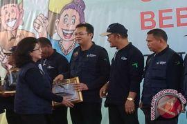 Germas PHBS Kabupaten Bangka Barat Eliminasi Filariasis