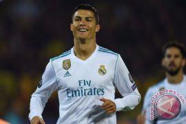 Saham Juventus melonjak tajam gara-gara Cristiano Ronaldo