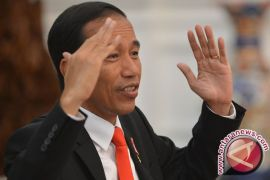 Jokowi asks PMII cadres to develop ethical politics