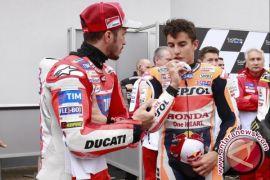 Tekad Dovizioso Menekan Marquez di MotoGP Australia