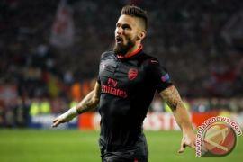 Arsenal Tekuk Red Star Berkat Gol