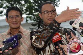 Anies Baswedan resmikan revitalisasi RTH Lapangan Banteng