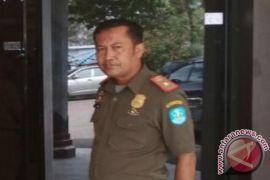 Satpol PP Kabupaten Bangka Ancam Tertibkan Spanduk Sembarangan