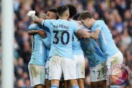 Manchester City juara Piala Liga 2018 usai kalahkan Arsenal