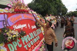 Wanita TNI Pengamanan Pernikahan Kahiyang-Bobby Ditambah