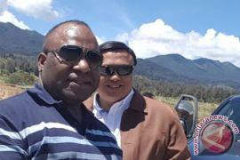 Warga Kabupaten Puncak Papua Lapor ke Kemendagri
