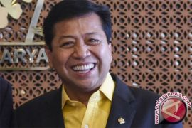 Novanto berharap Bambang jadikan DPR kuat dan berwibawa