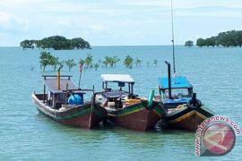 Tim Gabungan Tangkap Kapal Trawl