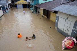Lima kelurahan di Manado Banjir Setinggi 1 Meter